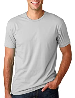 White XS - Next Level Mens Cotton Crew Style # 3600 - Original Label