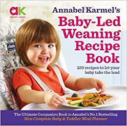 Annabel karmels baby led weaning recipe book 120 recipes to let annabel karmels baby led weaning recipe book 120 recipes to let your baby take the lead amazon annabel karmel 9781786750846 books forumfinder Image collections