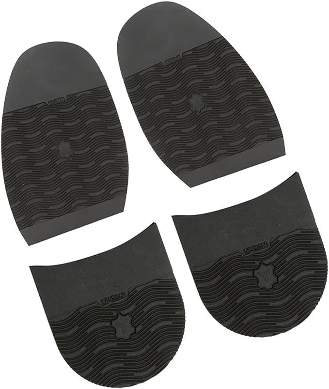 修理 革靴 底