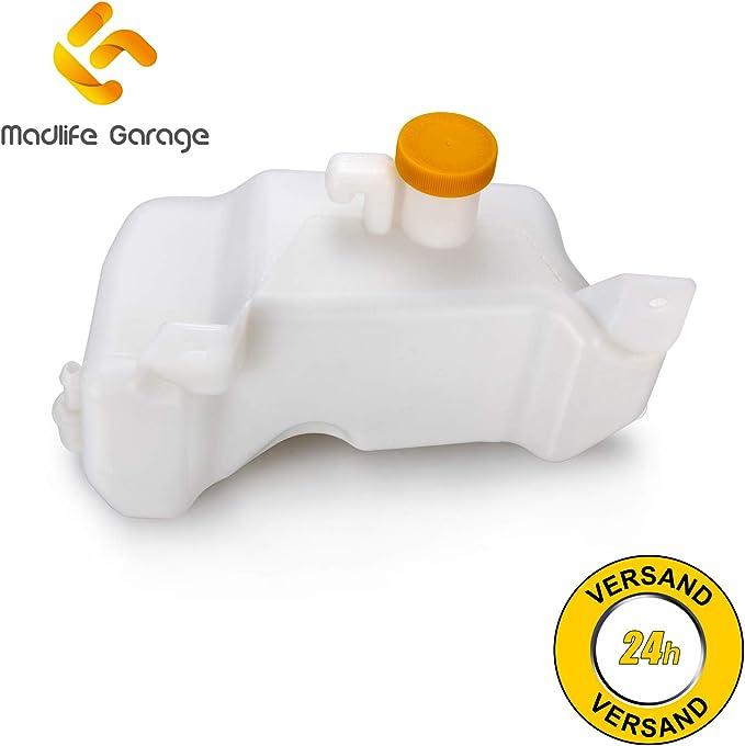 Madlife Garage 21710 43b01 Ausgleichbehälter Kühlmittel Kühlmittelbehälter Micra Ii K11 Auto