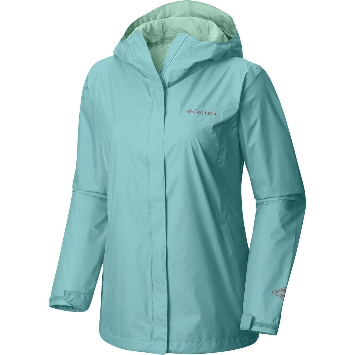 (コロンビア) Columbia Arcadia II Rain Jacket - Women'sレディース バックパック リュック Iceberg [並行輸入品] B079VNNMKN  XL