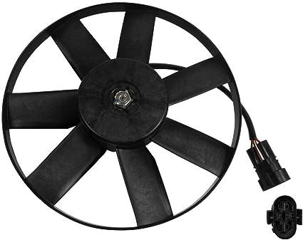 Vemo V15-01-1830 Motor eléctrico, ventilador del radiador: Amazon ...