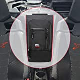 Kemimoto Marverick X3 Between Seats Center Shoulder Console Storage Bag compatible with Can am Maverick X3 MAX XRS XDS Turbo