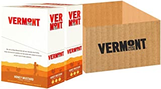 product image for Vermont Smoke & Cure Antibiotic Free, Gluten Free, Turkey Meat Sticks, Honey Mustard, 1oz Stick, 48 Count