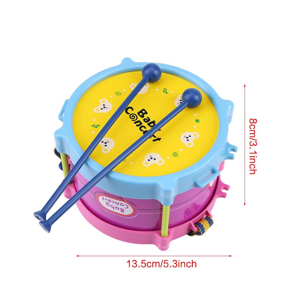 Niños Mini Band Instrumentos Musicales Juguetes Educativos ...