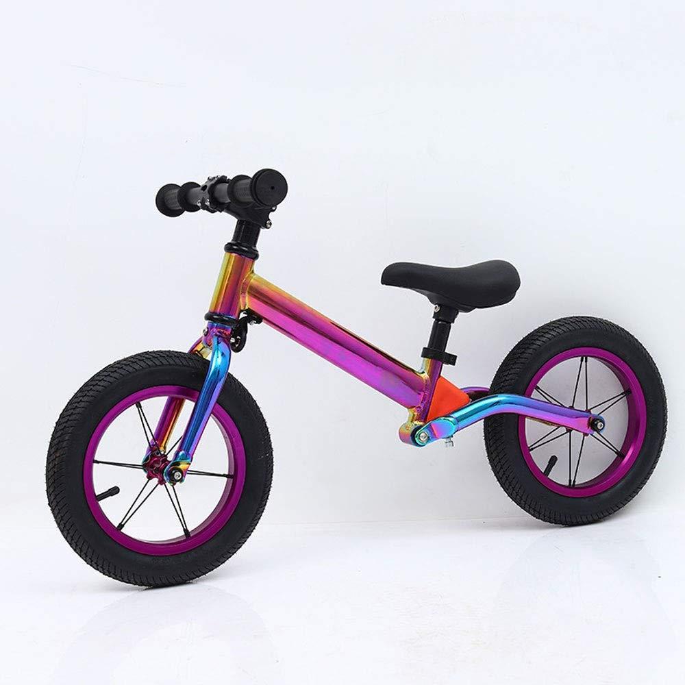 AIOJY Niño de gama alta Bañado de la bicicleta de equilibrio ...