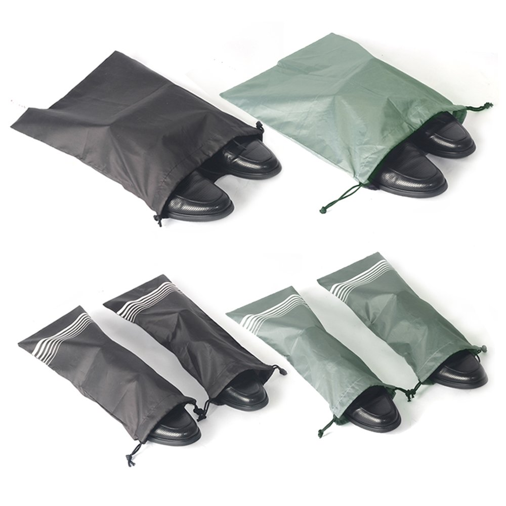 ATBAY Shoe Bags for Travel with Drawstring Shoe Store Bags for Woman Men, (6 PCS)