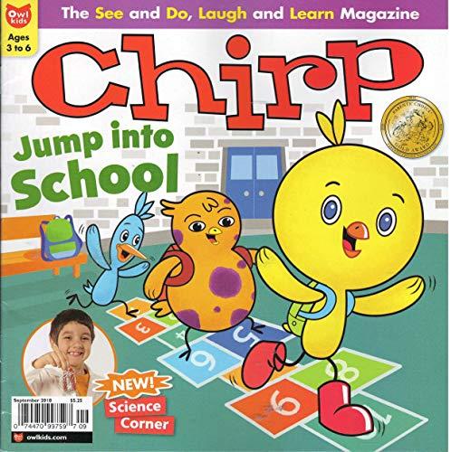 Chirp Magazine September 2018