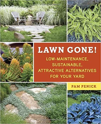 Lawn Gone!: Low-Maintenance, Sustainable, Attractive Alternatives for Your Yard ISBN-13 9781607743149