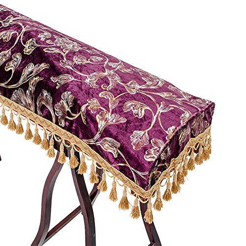 Monkeysell Decorated cover Musicallnstruments cloth of zither (guzheng) dust cover for Home,On indoor and Outdoor Stage
