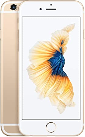 Apple iPhone 6s 128GB 4G Oro - Smartphone (SIM única, iOS, NanoSIM ...