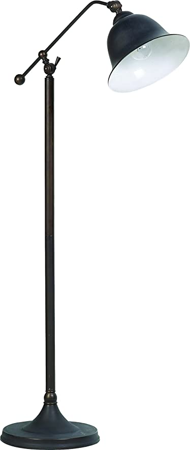 Coaster Home Furnishings 901231 Floor Lamp, Dark Bronze Metal ...