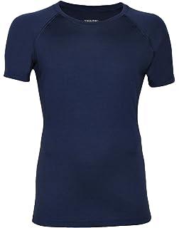Dilling Merino T-Shirt für Herren – optimal für Alltag, Sport und Freizeit  aus ec2ae394aa