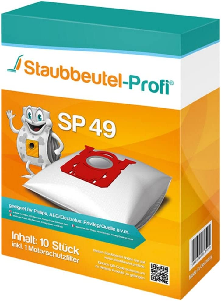 20 Staubsaugerbeutel geeignet für AEG Electrolux AVQ 2100-2141 Viva Quickstop