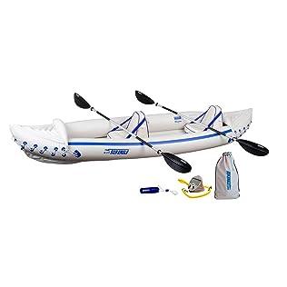 Sea Eagle SE370K_P Inflatable Kayak