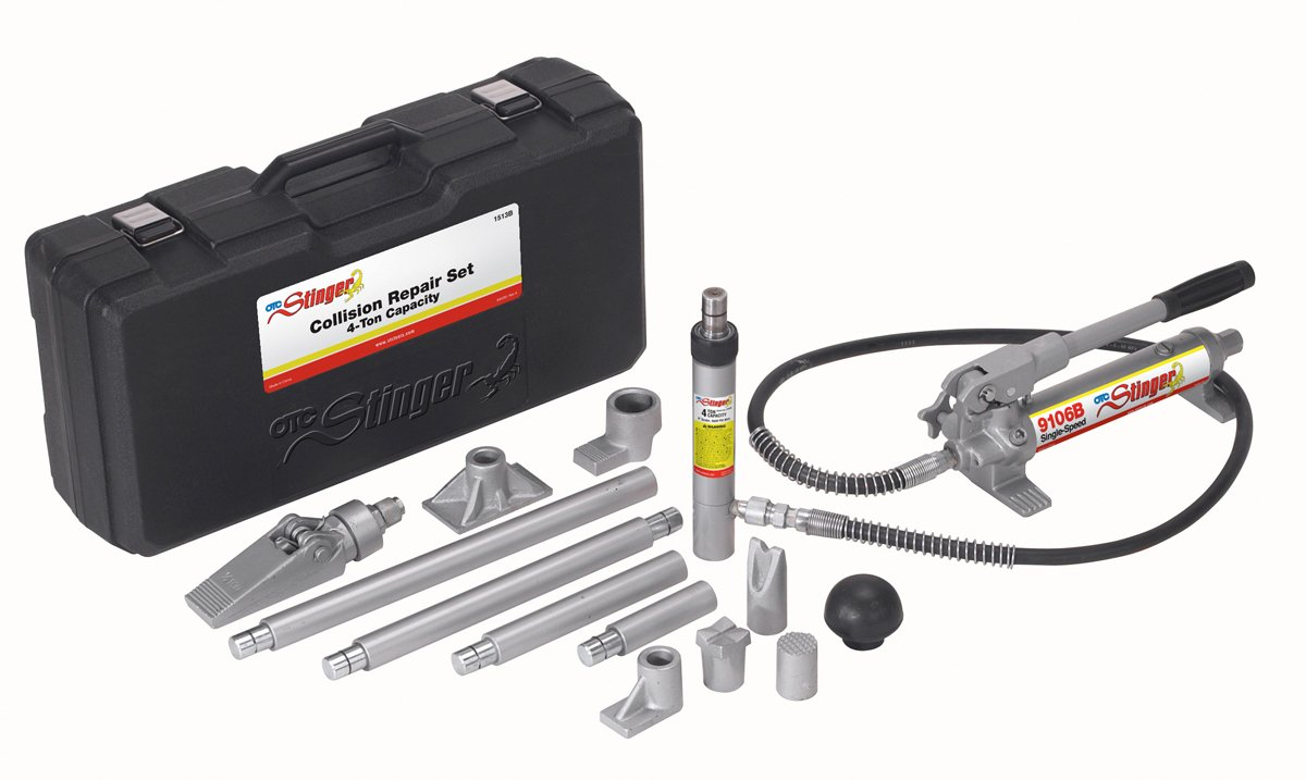 OTC (1513B) 4 Ton Collision Repair Set