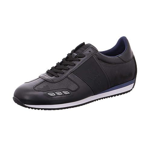 La Martina Herren Sneaker Maserati L4095232 schwarz 326890