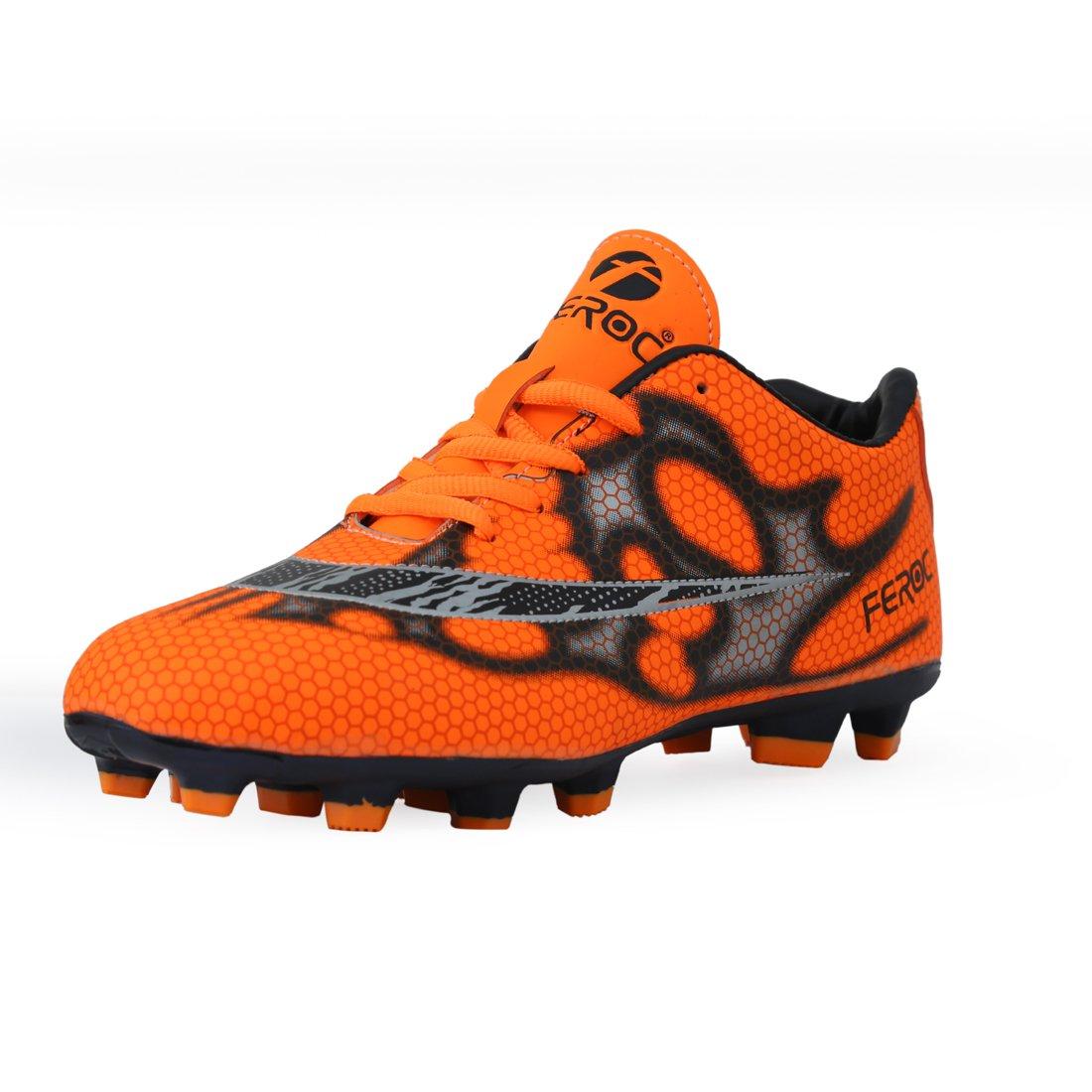 Amazon price history for Feroc Evospeed Men's Multicolour Football Shoes (9)