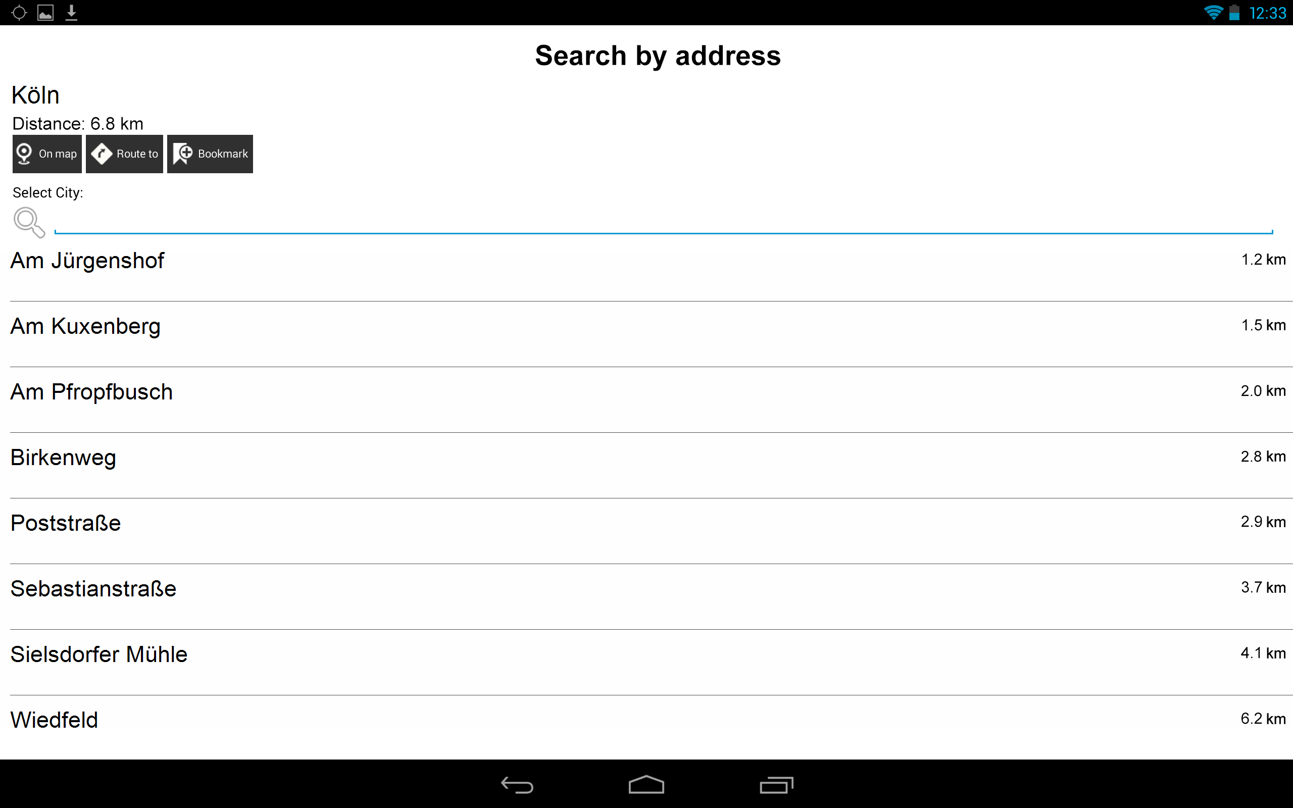 how to get gps location of phone android stuid