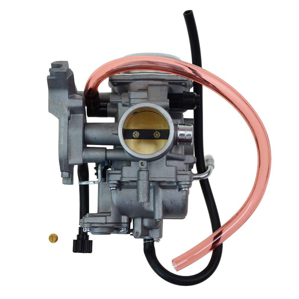 GOOFIT 34MM carburateur remplacent pour Arctic Cat ATV 2004 400 Carb 4x4 2000-2018 moteur de moto automatique et manuel