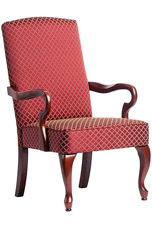 Sensational Comfort Pointe Derby High Back Accent Chair Red Ibusinesslaw Wood Chair Design Ideas Ibusinesslaworg