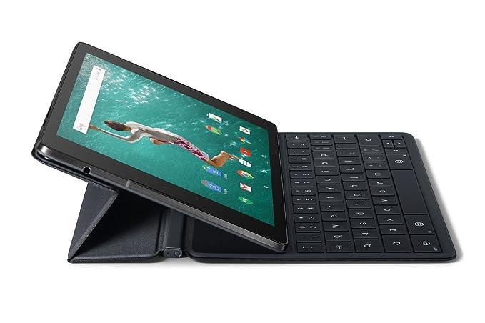 Amazon.com: HTC Nexus 9 Teclado Folio: Computers & Accessories
