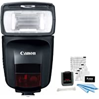 Canon Speedlite 470EX-AI Flash with Artificial Intelligence Bounce and Cleaning Kit