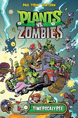 Plants vs Zombies: Timepocalypse (Plants vs. Zombies Book 2) (Plants Vs Zombies Zombie)