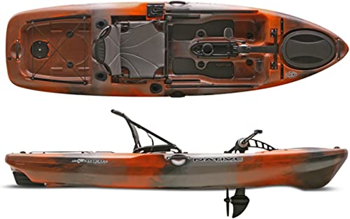 Native Watercraft Slayer Propel 10 Pedal Fishing Kayak