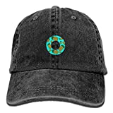 Pineapple Swim Ring Classic Unisex Adjustable Baseball Cap Dad Hat