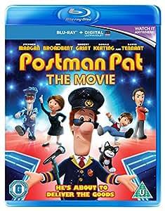 POSTMAN PAT [UV] [Reino Unido] [Blu-ray]