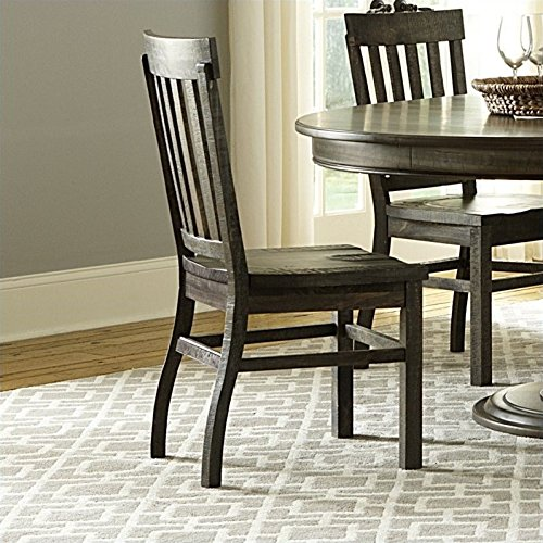 (Magnussen D2491-60 Bellamy Wood Dining Chair, Set of 2)