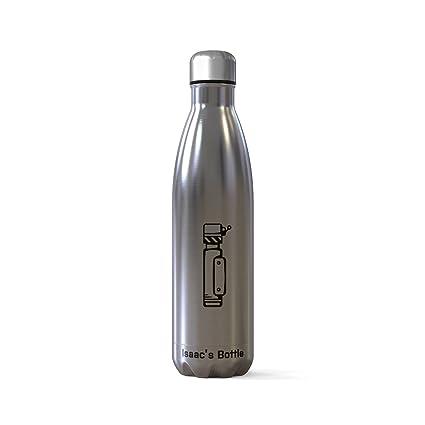 Coho matraces botella de acero inoxidable - Techno I con ...