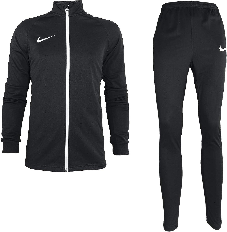 Nike Dry Training Academy Men's Tracksuit (L, BlackWhite)