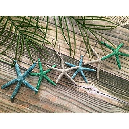61r1gZJ6HfL._SS450_ Starfish Christmas Ornaments