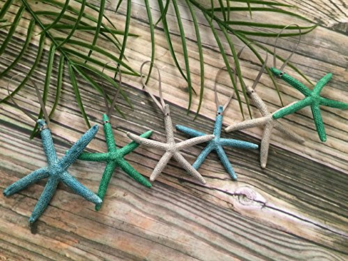 61r1gZJ6HfL Amazing Starfish Christmas Ornaments