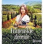 Francuskie zlecenie | Anna J. Szepielak