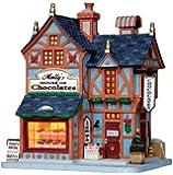 Lemax Caddington Village Molly's House of Chocolates Lighted Building #05092