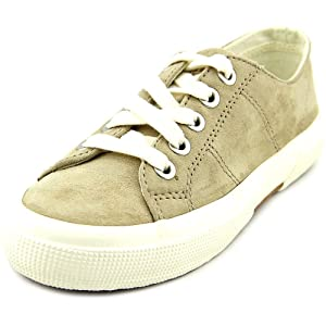 Lauren Ralph Lauren Jolie Women US 9 Tan Sneakers UK 6.5 EU 40