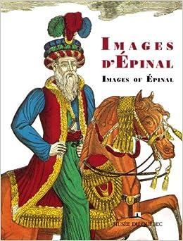 Book Images D'Epinal / Images of Epinal (English text)