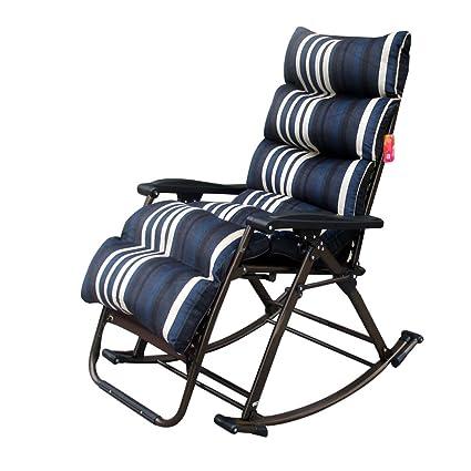 MSNDIAN Silla mecedora silla reclinable para adultos silla ...