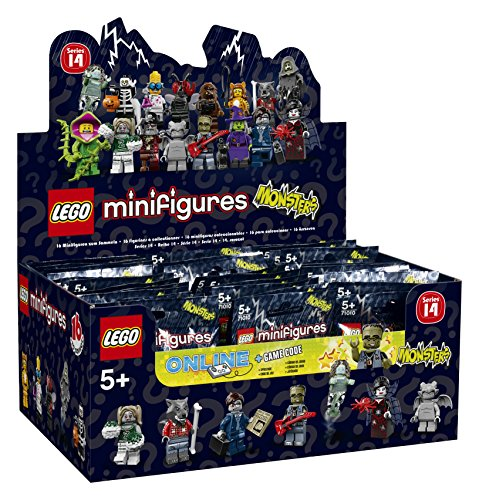 Lego mini figures LEGO (R) Mini Figure Series 14 6100816