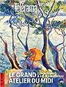Télérama hors-série : Le grand atelier du Midi : Expositions à Aix et à Marseille par Cachon