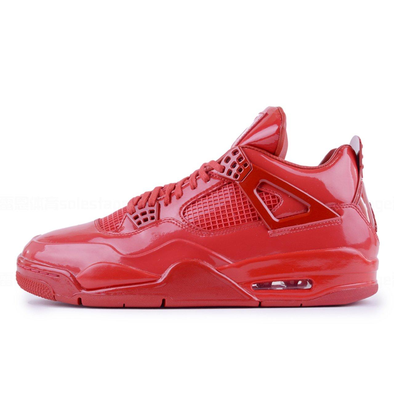 rot Nike Jordan 11lab4, Hausschuhe de Deporte Interior para Hombre