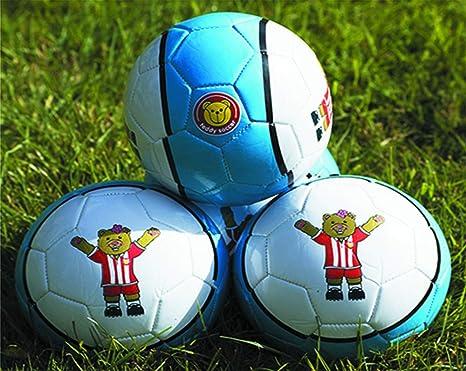 Teddy Soccer Chloe Bear - Balón de fútbol para niños, Suave ...