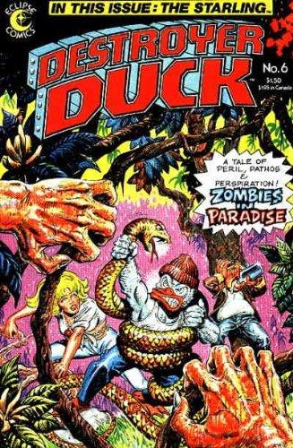- Destroyer Duck, Edition# 6