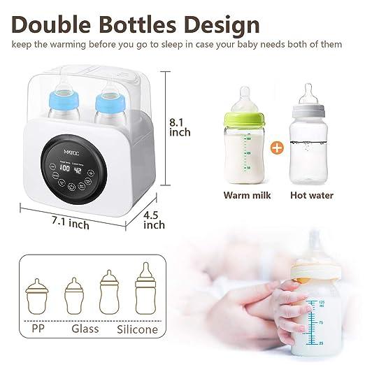 Amazon.com: MATCC – Botella calentadora de vapor ...