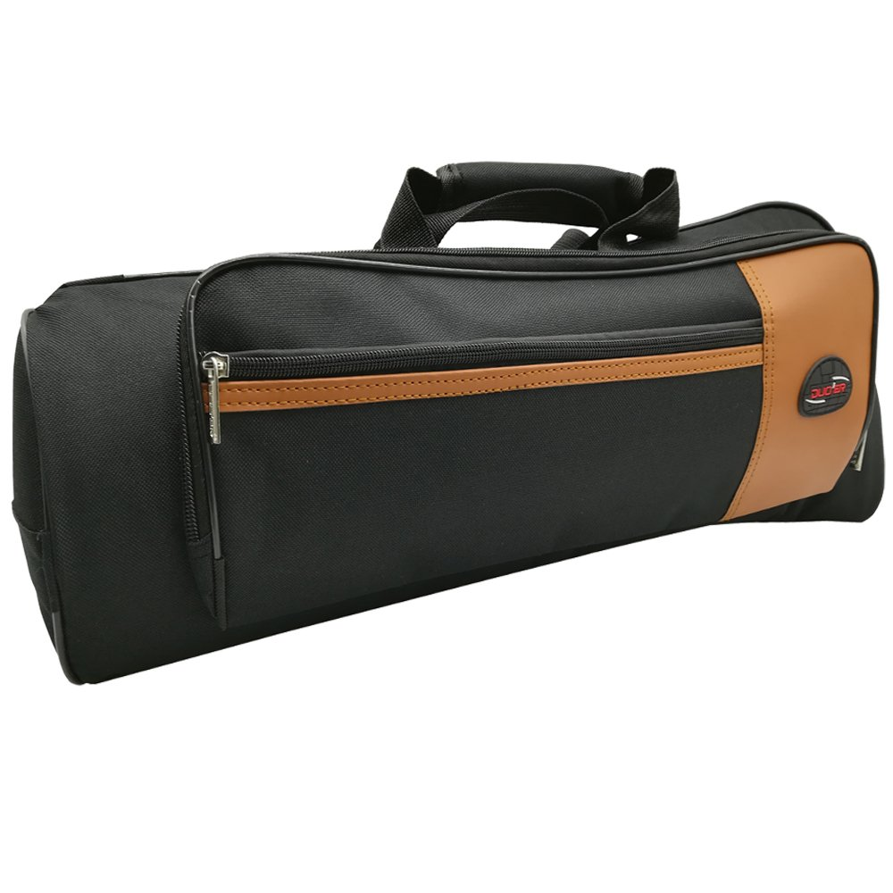 Xinlinke Student Trumpet Gig Bag 15mm Padded Soft Carrying Case Black