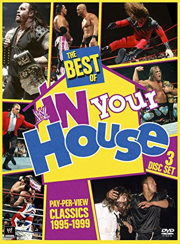 WWE: The Best of In Your House (Best Hitman In The World)