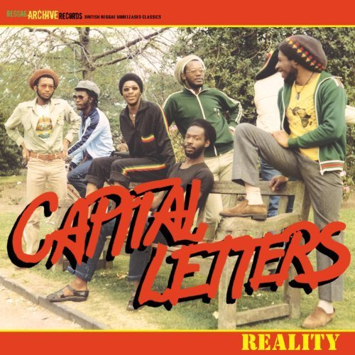 Reality by Capital Letters (2 Capital Letter)